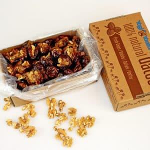 Dadels gevuld met walnoten - doos 750 gram