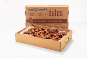 Box met extra softe dadels - 3 kilo