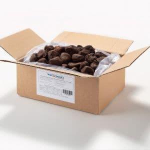 Dadels met chocolade - 1kg in doos