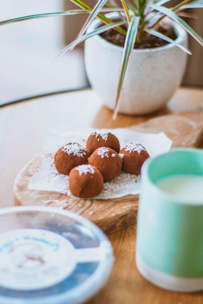 Bio dadelpasta - dadel met cocos
