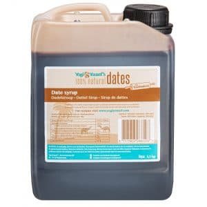Dadel siroop in jerrycan 3,5 kg
